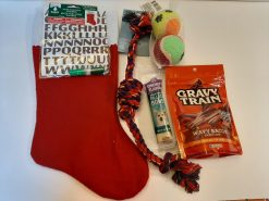 Large Dog Christmas Stocking
