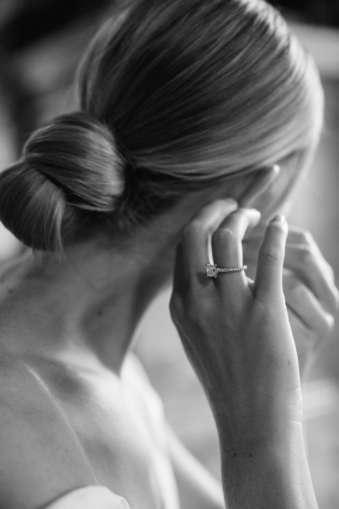 Verlobungsring Braut