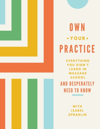 Own Your Practice - Self-Study