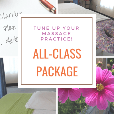 massage business All-class package