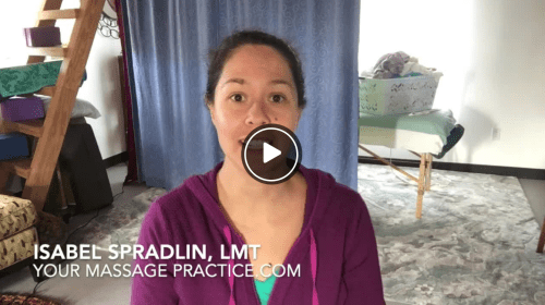 growing a massage practice