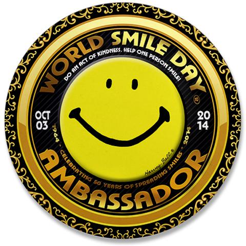 world smile day vidya sury