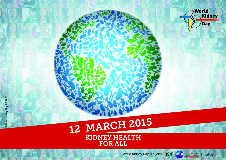 World Kidney Day vidya sury