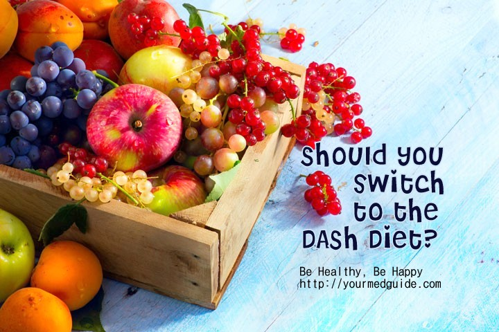 the dash diet vidya sury