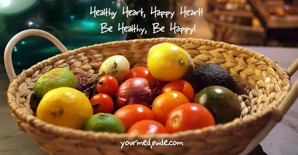 my healthy heart project. Vidya Sury
