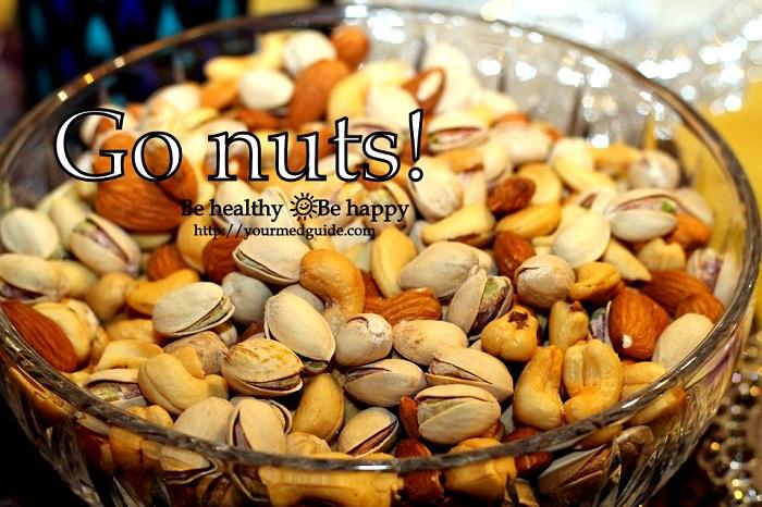 Go nuts Vidya Sury