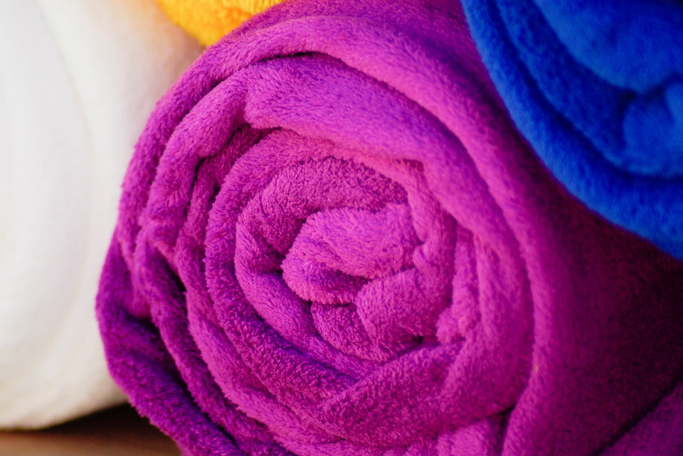 Tone up with your towel! Vidya Sury