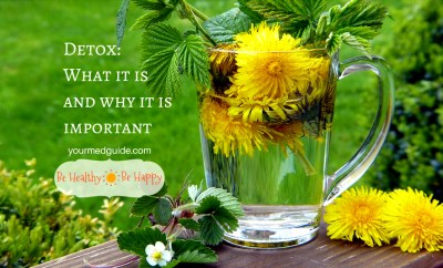 Detox- What it is and why it is important #ad Chan Supplements