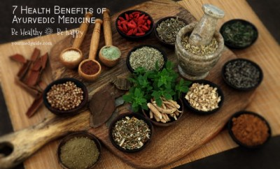 7 health benefits of ayurvedic medicine Vidya