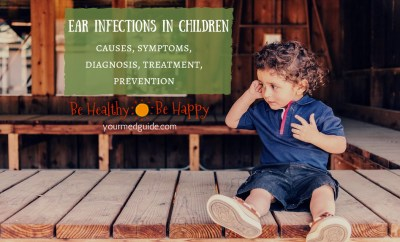 Ear infections in children