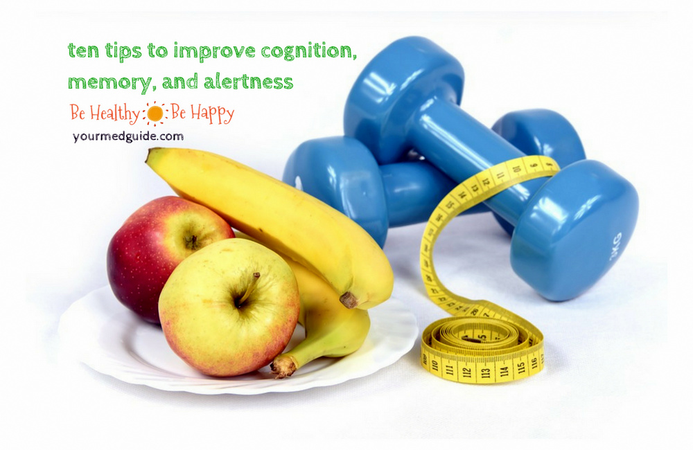 ten tips to boost brain function
