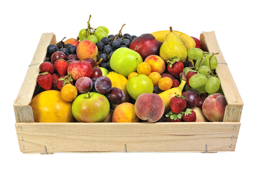 Why eat your fruits and vegetables. Fruits are delicious