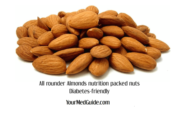 13 reasons to include almonds in your diet