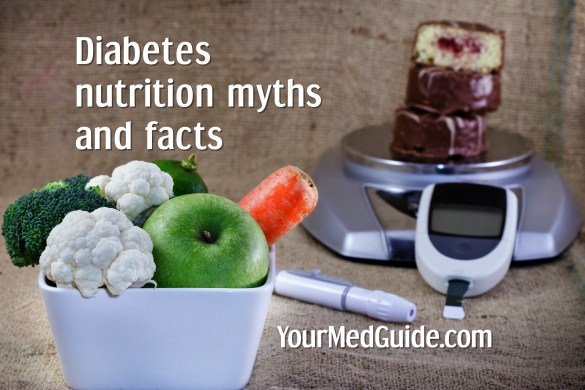 Diabetes diet Myths and Facts