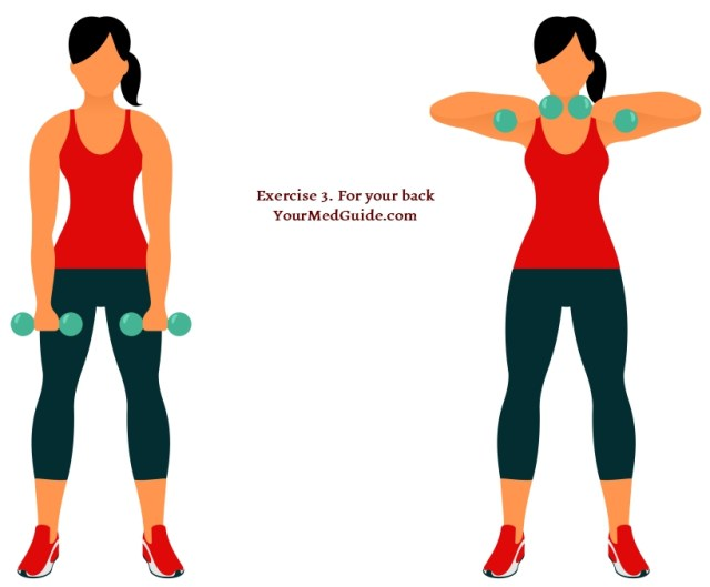 Exercise 3 for your back