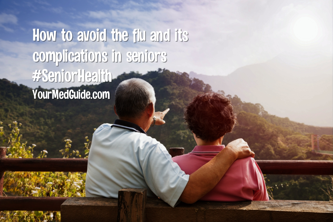 How to avoid the flu and its complications in seniors