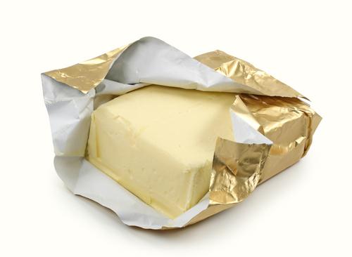 butter high triglyceride levels