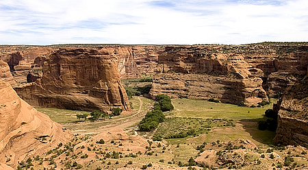 View of Canyon de Chelly