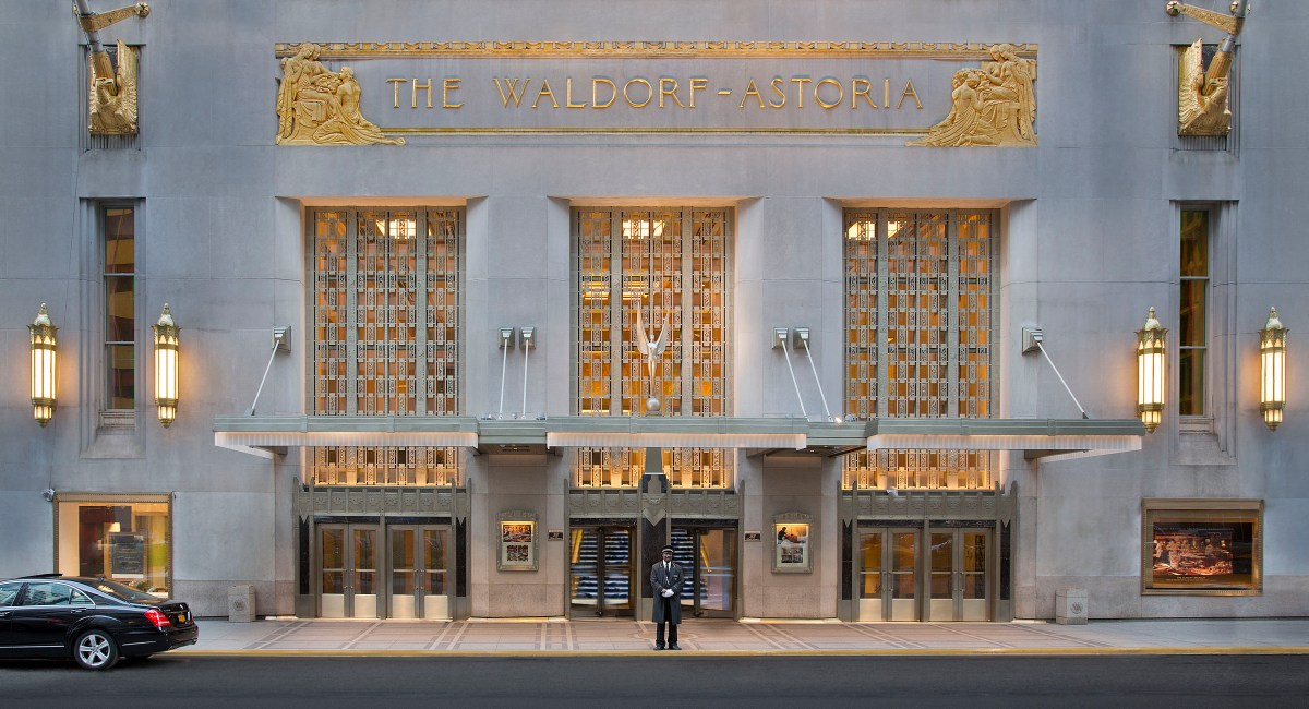 Hotel Review: The Towers of the Waldorf=Astoria New York