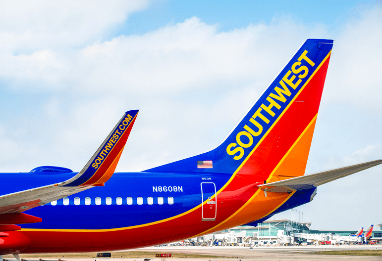 How We Haven't Paid For A Flight On Southwest Airlines Since 2015