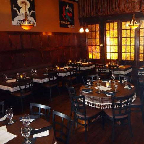 Restaurant - Tasting Room at the Chef's Table