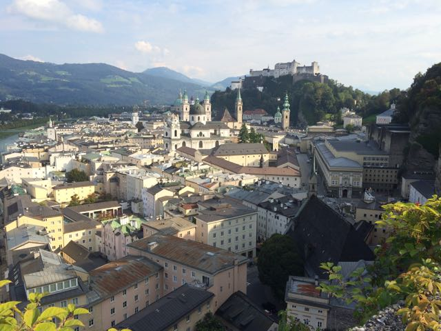 "Visiting The Spots in Salzburg, Austria Where They Filmed ""The Sound of Music"" (Without a Tour!)"