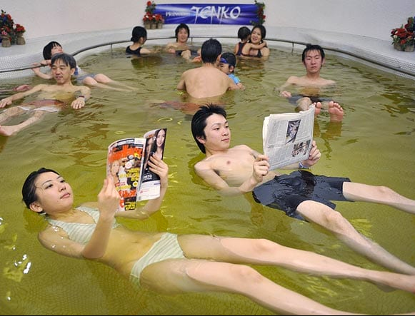 Dead Sea Bath