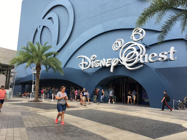 Bye, DisneyQuest! (Our Last Visit Before It Closed) (Updated December, 2018)