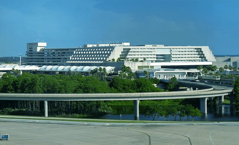 Man Accidentally Shoots Self At Orlando Airport