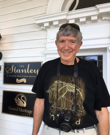 Dad Stanley Hotel Shining