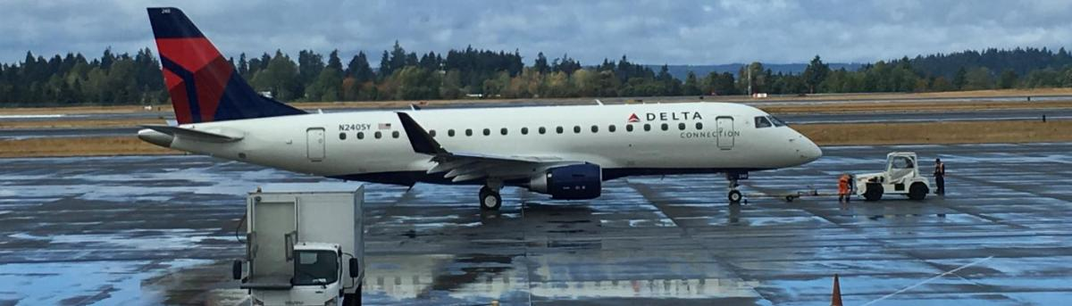 How We Got A Last-Minute Upgrade On Our Delta Flight