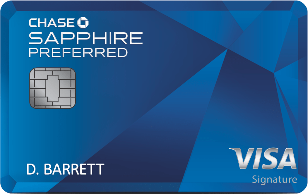 Credit Card Review: Chase Sapphire Preferred