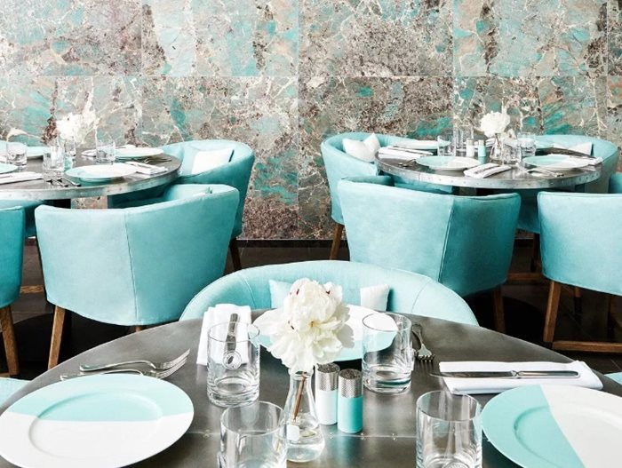 Ever Want to Actually Have Breakfast at Tiffany's? Now You Can! (Updated 11/18)