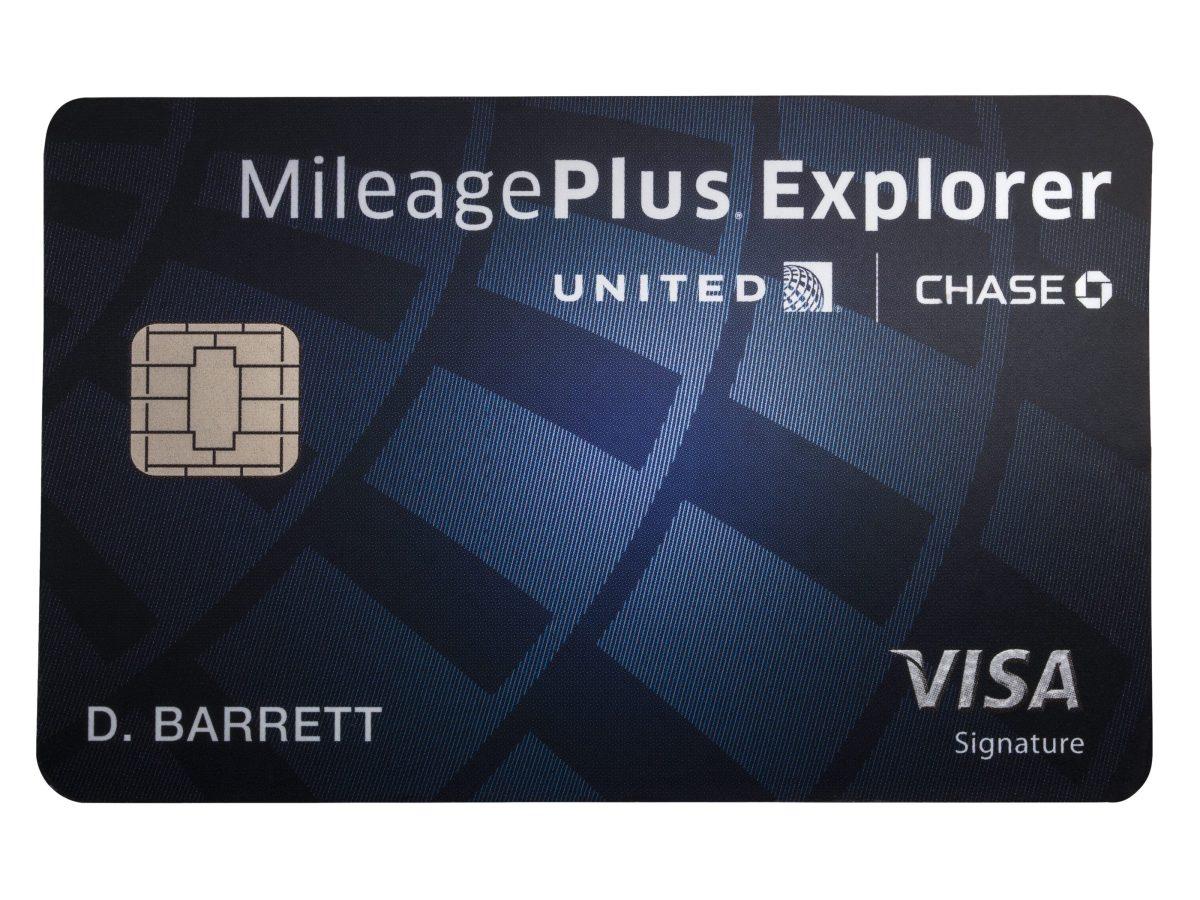 Credit Card Review: United MileagePlus®Explorer