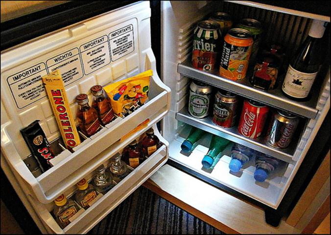 The Case Of The Mysterious MiniBar Charge – Make Sure It Doesn't Happen To You
