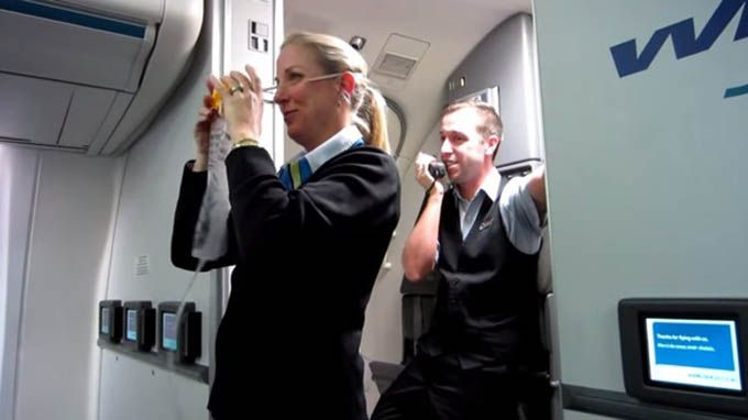 75 Of The Funniest Announcements Made By Airline Employees