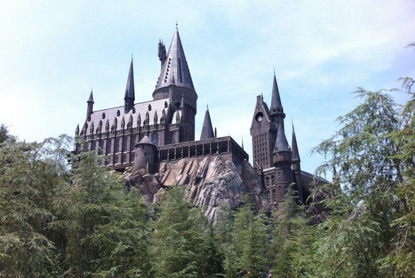 Hogwarts Universal Orlando
