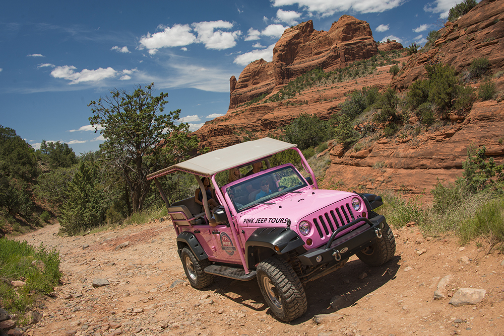 The Moment You Hit The Off Road Portion Of The Tour, The Scenery Is  Amazing. Weu0027ve Visited Sedona Before But Getting Out Into The Rock  Formations Gives You ...
