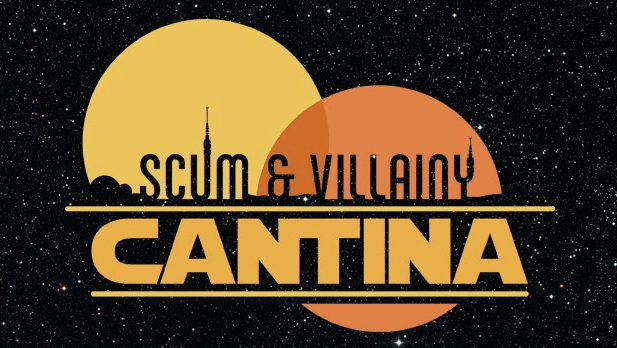 May The Fourth Be With You: The Star Wars Themed Scum and Villainy Cantina