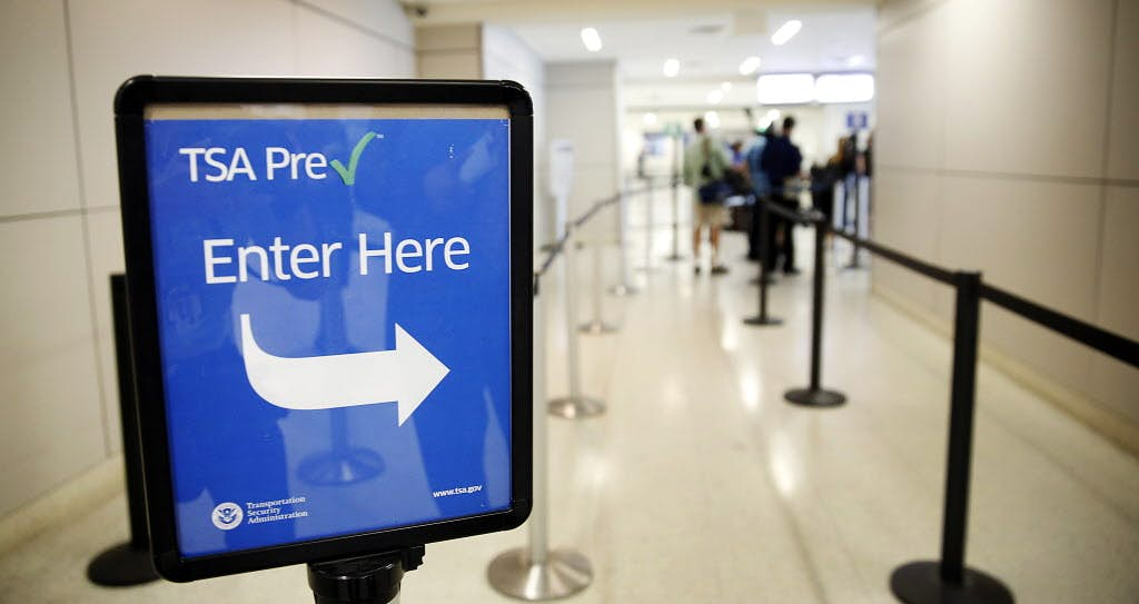 TSA Pre-Check Is Great, But Don't Use Your Points To Pay For It