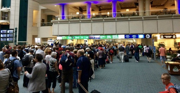 Orlando International Airport Gaining More TSA Checkpoint Space, But At A Price