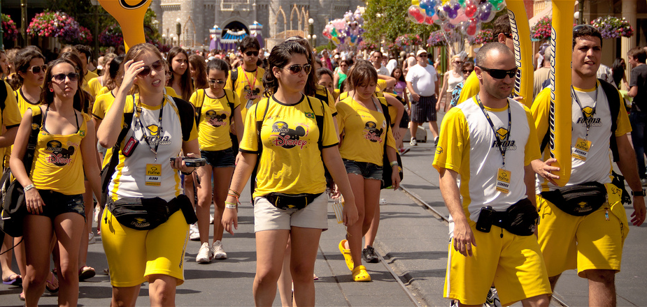 What's Up With All The Brazilian Tour Groups At Disney & In Orlando? (& Some Advice About Them)