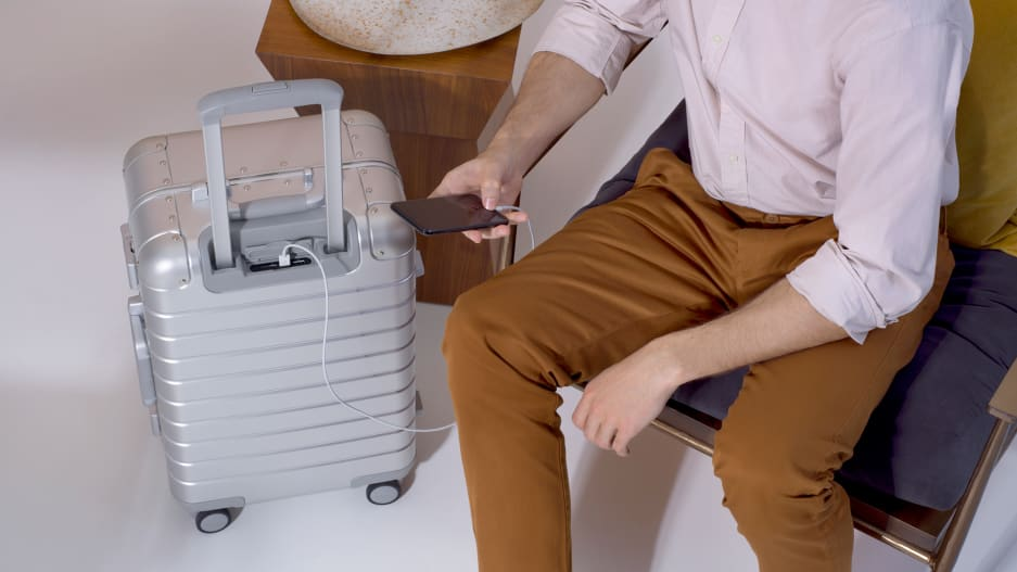 Is This The Most Perfect Carry On Suitcase Ever? Well, It Might Be Close
