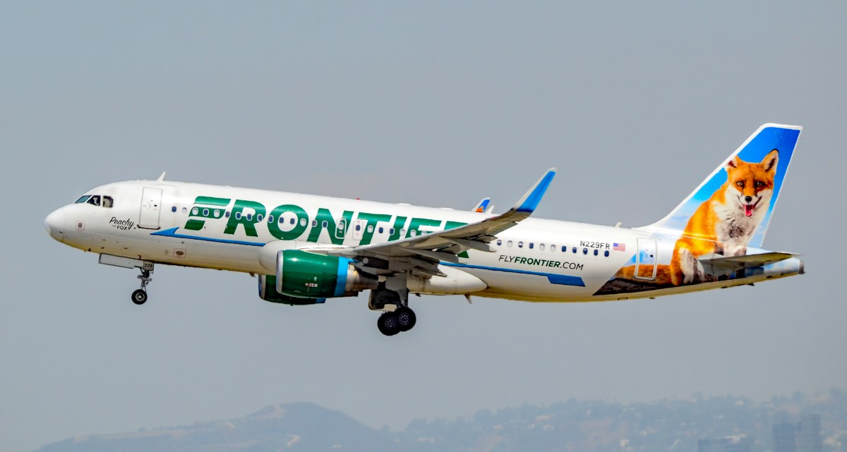 Yet ANOTHER Flash Sale – Now Frontier Has One & You Can Save 50% Off Your Next Flight!