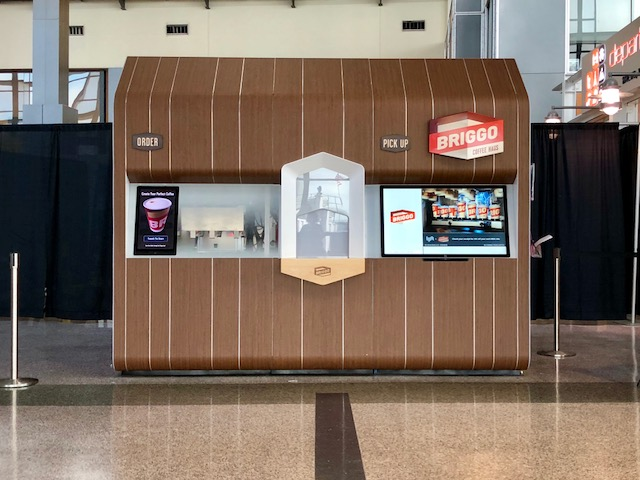 We Tried The New Robotic Coffee Place at Austin-Bergstrom Int'l Airport – Here's What We Thought