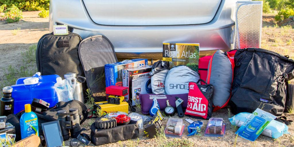 Important Things To Bring On A Road Trip (Or Even Just For A Long Ride In The Car)