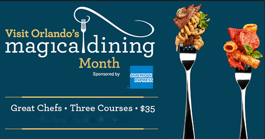 Going To Orlando? Orlando Magical Dining Month Starts Soon! Here's Everything About It