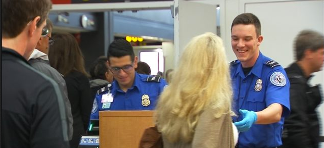 Why Can't Every TSA Officer Be Like This One???