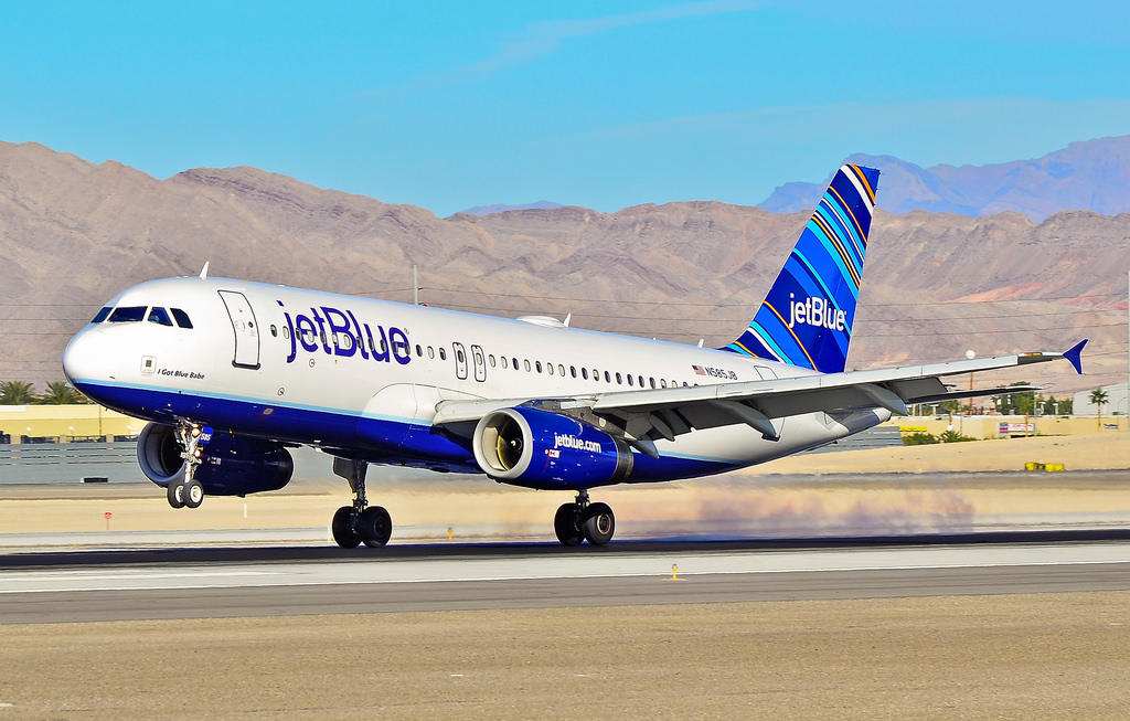 JetBlue FLASH SALE! Flights Starting At Just $49 Or 2,600 Points!