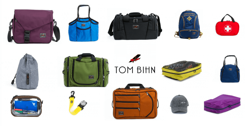 Product & Company Review: Tom Bihn – Great Travel Bags And Even Greater Customer Service
